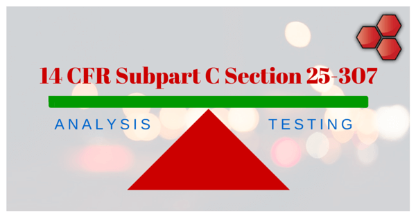 14 CFR Subpart C Section 25-307