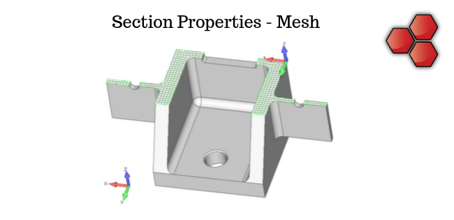 Section Properties - Floor Fitting Section Mesh
