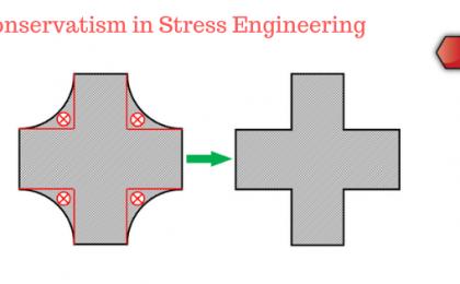 Conservatism in Stress Engineering